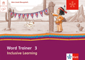 Mein Indianerheft: Word Trainer Klasse 3, Inclusive Learning