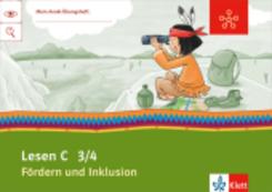 Mein Indianerheft: Lesen C - Fördern und Inklusion, 3./4. Klasse