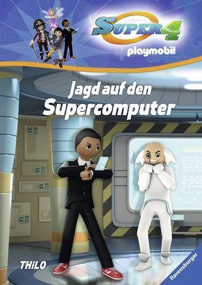 Super 4 - Jagd auf den Supercomputer