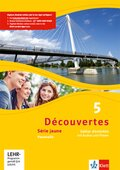 Découvertes - Série jaune: Cahier d'activités mit MP3-CD und Video-DVD; Bd.5