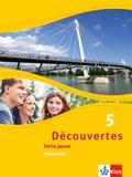 Découvertes - Série jaune: Schülerbuch; Bd.5