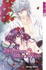Full Moon Love Affair - Bd.4