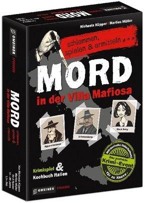 Mord in der Villa Mafiosa (Spiel)