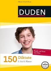 150 Diktate 5. bis 8. Klasse