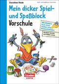 Einfach lernen mit Rabe Linus: Mein dicker Spiel- und Spaßblock Vorschule