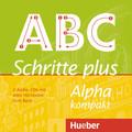 Schritte plus Alpha kompakt: 2 Audio-CDs mit allen Hörtexten zum Buch