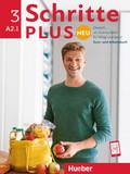 Schritte plus Neu - Deutsch als Fremdsprache / Deutsch als Zweitsprache: Kurs- und Arbeitsbuch, m. Audio-CD zum Arbeitsbuch; Bd.3