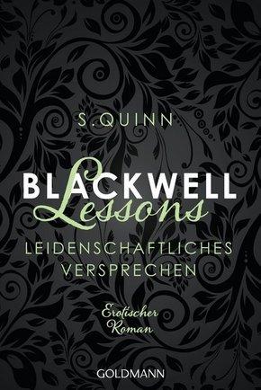 Blackwell Lessons - Leidenschaftliches Versprechen