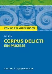 """Juli Zeh """"Corpus Delicti"""""""