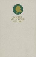 Sämtliche Werke nach Epochen seines Schaffens, Münchner Ausgabe: West-östlicher Divan; Bd.11/1-2 - Tl.1/2