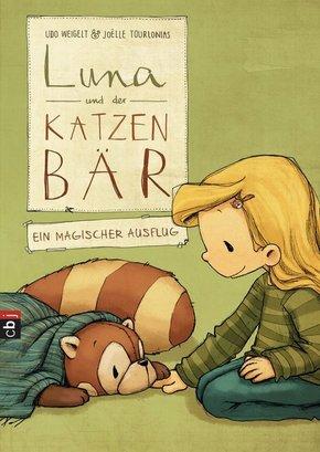 Luna und der Katzenbär - Ein magischer Ausflug