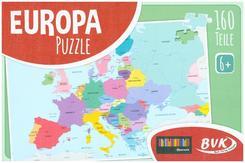 Europa-Puzzle (160 Teile)