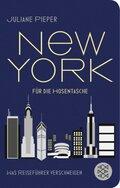 New York für die Hosentasche