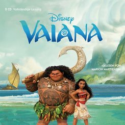 Vaiana, 2 Audio-CDs
