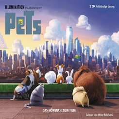 Pets, 2 Audio-CDs