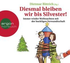 Diesmal bleiben wir bis Silvester!, 2 Audio-CDs