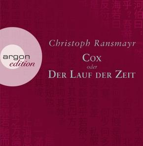 Cox, 7 Audio-CDs