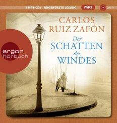 Der Schatten des Windes, 2 MP3-CDs