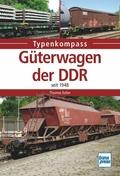 Güterwagen der DDR