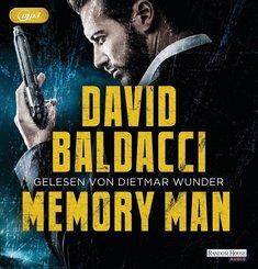 Memory Man, 2 MP3-CDs