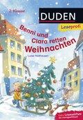 Benni und Clara retten Weihnachten