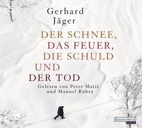 Der Schnee, das Feuer, die Schuld und der Tod, 6 Audio-CDs