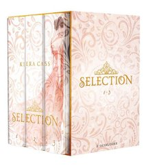 Selection - Band 1 bis 3 im Schmuckschuber (3 Bücher)