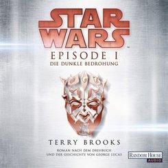 Star Wars(TM) - Episode I - Die dunkle Bedrohung, 2 MP3-CDs