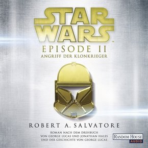 Star Wars(TM) - Episode II - Angriff der Klonkrieger, 2 MP3-CDs