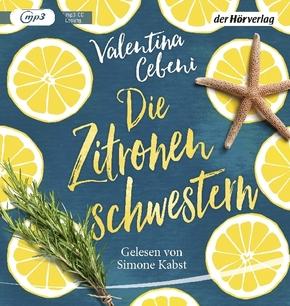 Die Zitronenschwestern, 1 MP3-CD