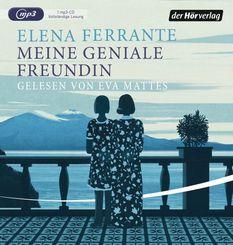 Meine geniale Freundin, 1 MP3-CDs