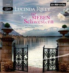Die sieben Schwestern, 1 Audio-CD, MP3