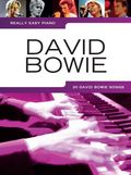 David Bowie, piano