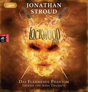 Lockwood & Co. - Das Flammende Phantom, 2 MP3-CDs