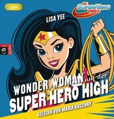 Wonder Woman auf der Superhelden High School, 1 MP3-CD