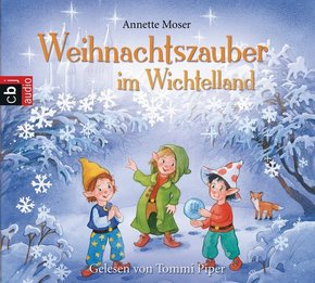Weihnachtszauber im Wichtelland, 1 Audio-CD