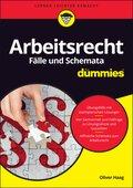 Arbeitsrecht - Fälle und Schemata für Dummies