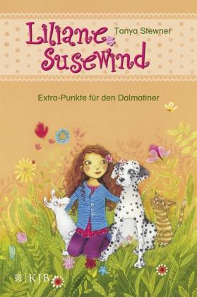 Liliane Susewind - Extra-Punkte für den Dalmatiner