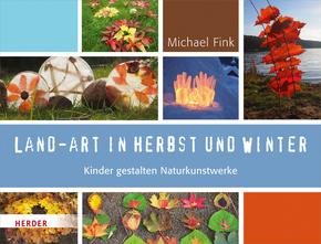 Land-Art in Herbst und Winter