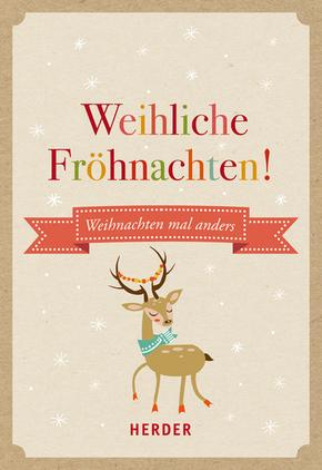 Weihliche Fröhnachten