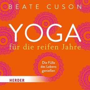 Yoga für die reifen Jahre, 1 Audio-CD