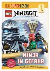 LEGO® NINJAGO™ - Ninja in Gefahr