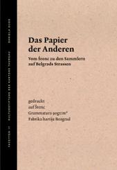 Daniela Gugg - Das Papier der Anderen
