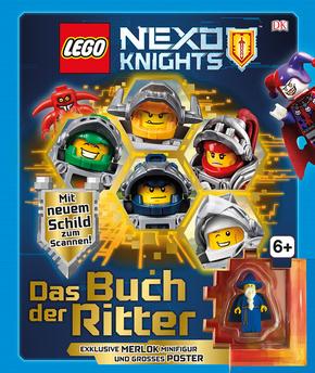 LEGO® NEXO KNIGHTS(TM) - Das Buch der Ritter (Mit Merlok Minifigur u. Poster)