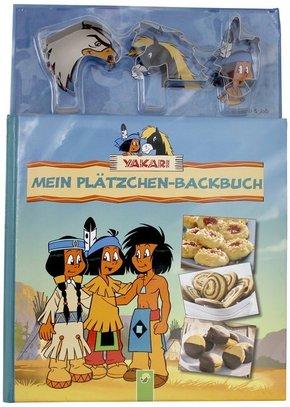 Yakari - Mein Plätzchen-Backbuch