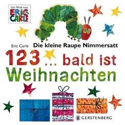 Die kleine Raupe Nimmersatt - 1, 2, 3 bald ist Weihnachten