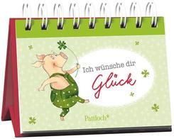 Gustav Glücksschwein: Ich wünsche dir Glück, Mini-Aufstellbuch