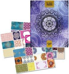 Der Zauber Indiens - Stickerheft