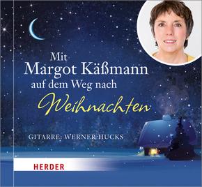 Mit Margot Käßmann auf dem Weg nach Weihnachten, 1 Audio-CD