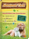 Abenteuer Tiere - Geschichten zum Lesenlernen